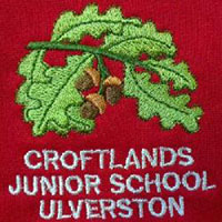 Croftlands Junior School embroidered school crest