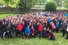 Queen Elizabeth School Leavers 2017 hoodies
