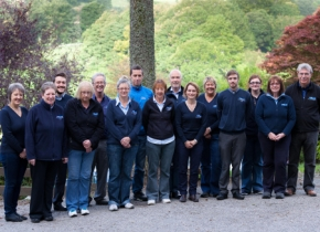 The Coniston team