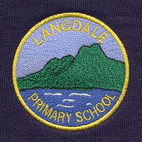 Langdale junior school embroidered school crest